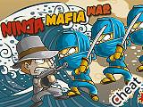 忍者大戰黑幫:修改版(Ninja Mafia War Cheat)