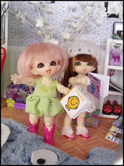 #16 (MarieMako) Tags: doll bjd fairyland pipi dollhouse pongpong azone pureneemo rements excute pukipuki diorame