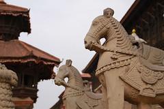 Bhaktapur Statues