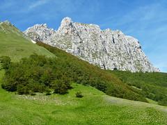 Escursionismo Sibillini - Pizzo Berro da Casali
