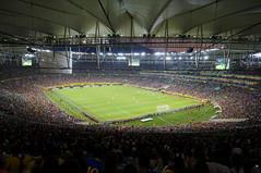 Maracan stadium (Leandro's World Tour) Tags: brazil cup brasil riodejaneiro mexico italia stadium fifa estdio copa maracana maracan confederations confederaes
