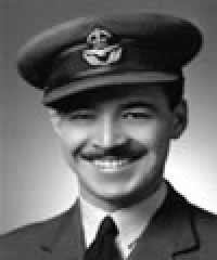 "Wing Commander Nelles W. Timmerman DSO,DFC,MiD CD • <a style=""font-size:0.8em;"" href=""http://www.flickr.com/photos/96869572@N02/9095509643/"" target=""_blank"">View on Flickr</a>"