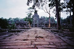 Temples of Angkor (iTimbo61) Tags: travel travelling beautiful stone architecture buildings asian temple ancient ruins asia cambodia cambodian buddha stupa buddhist religion buddhism olympus structure tropical angkor om1 watt e500 travelphotography olympuscameras