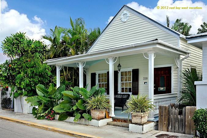 Catherine House a Key West cottage Key West Vacation Center