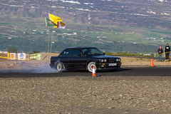 Bladagar 186 (H. Jkull) Tags: cars car iceland nissan photoshoot smoke 911 rusty competition racing turbo bmw civic burnout carshot corvette porche patrol carshow sideways e30 drifting drift blown welded nissanpatrol e36 e28 spons ls1 bmwe30 bmwe36 driff bmwdrift