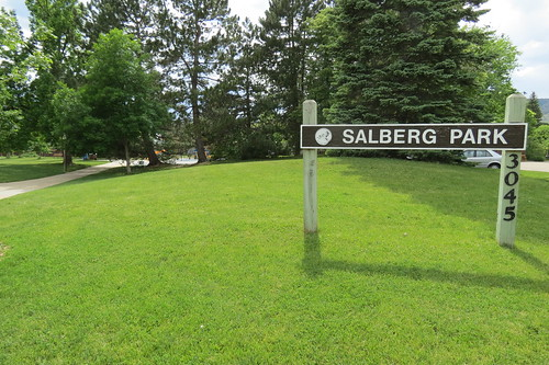 Photo - Salberg Center and Park
