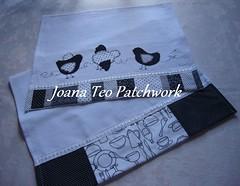 Panos de copa panos (Joana Teo - Artesanato & Patchwork) Tags: aplicação panosdecopa aplicaçãoamão joanateopatchwork panosdecopacountry