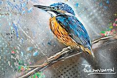 Paul Don Smith, LDN (8333696) Tags: street urban streetart brick bird london art nature animal st wall paul tin graffiti mural paint pretty artist smith can spray lane shoreditch painter don spraypaint graff aerosol ldn pauldonsmith