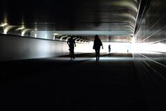tunnel vision 4 (maartenneven) Tags: street station rotterdam tunnel centraal provenierstunnel