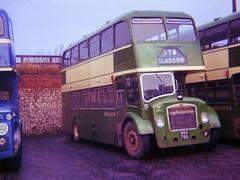 0214 19711227 SOL NSG 786 (CWG43) Tags: uk bus bristol ecw l7 lodekka aa9 easternscottish highlandomnibuses scottishomnibuses ld6g nsg786 aa579
