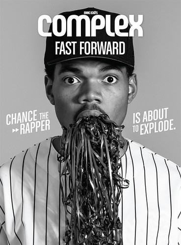 Chance The Rapper Complex Magazine oct/nov Issue