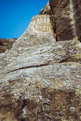 Petroglyphs (Linus Wrn) Tags: rock nationalpark ancient azerbaijan unescoworldheritagesite unesco unescoworldheritage petroglyphs rockcarvings gobustan qobustan gobustannationalpark fujifilmxe1