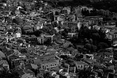 Lauria. (matildecastelluccio) Tags: sky italy beautiful pretty italia case mio bianco nero paesaggio sud bello paese bellissimo paesino inferiore lauria