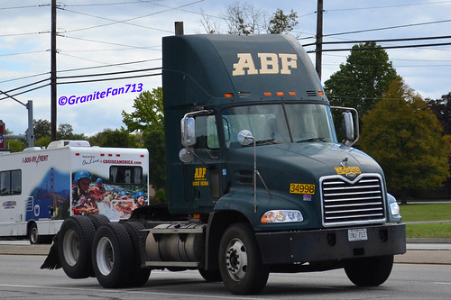 ABF Freight Mack Vision (2)