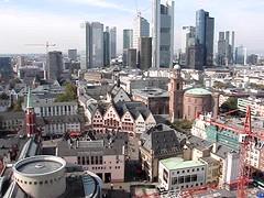 Frankfurt am Main - Altstadt (Old Town)