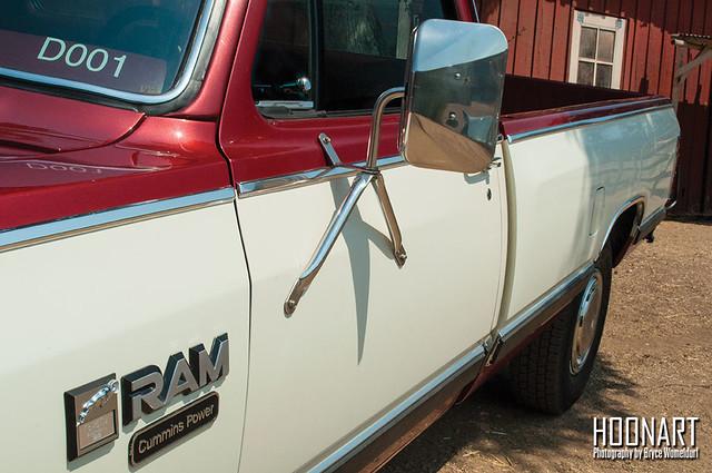 california diesel prototype dodge ram cummins venturafarms