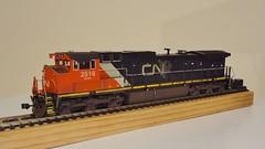 CN #2516 Dash 9-44CWL (Larry the Lens) Tags: cn kato dash9 dash944cwl ge hoscale dcc canadian national myfaves