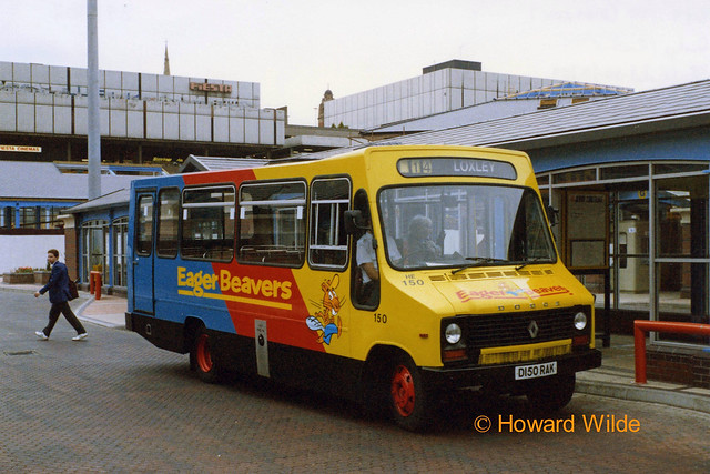 sheffield dodge s56 southyorkshiretransport eagerbeavers reeveburgess d150rak