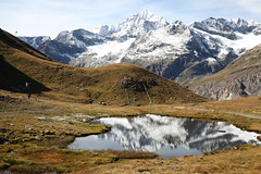 Matterhorn -  Schwarzsee (linolo) Tags: mountain alps switzerland europa europe paradise walk swiss glacier zermatt matterhorn schwarzsee  furi