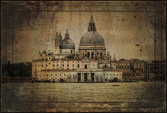 Basilica de Santa Maria della Salute (David Gilson) Tags: venice italy texture nikon europe textured nikond7000