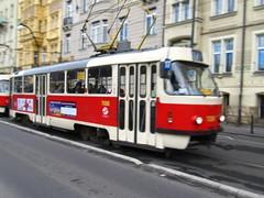 Tram (Luca +10) Tags: luca prague tram praga prague2 luca10