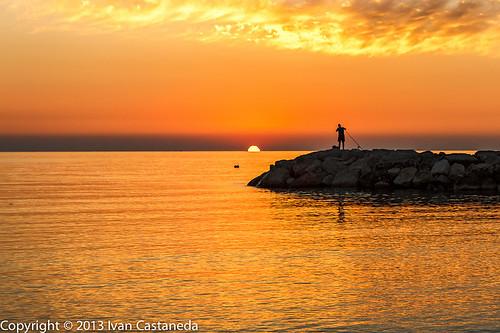Pescatore - Fisherman - Numana - Ancona - Italy