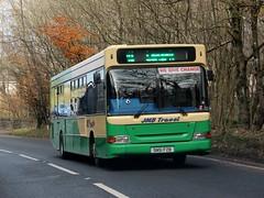 JMB Travel, Newmains SN51FZB (busmanscotland) Tags: travel buses pointer dennis dart lothian 192 slf jmb newmains plaxton sn51fzb