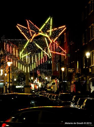 Earlham Street Lights - Soho