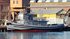 USS Hoga (YT-146) Tugboat 4 (Jack Snell - Thanks for over 21 Million Views) Tags: bay reserve tugboat fleet uss hoga suisun mothball yt146