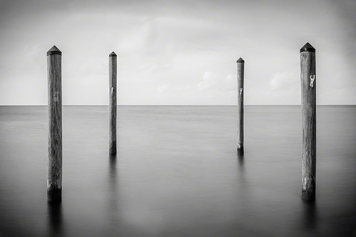 4 Poles in Water, Islamorada