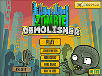 殭屍破壞者(Zombie Demolisher)