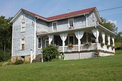 Farmouse, Muse, PA (joseph a) Tags: house farmhouse pennsylvania muse washingtoncounty