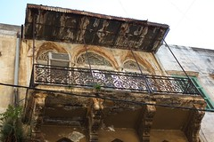 (amal MC) Tags: heritage architecture civilwar beirut destroyed deserted oldbuilding lebabnon