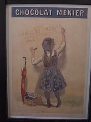 CHOCOLAT MENIER (marsupilami92) Tags: frankreich fibd france sudouest poitoucharentes 16 festival charente bd museedupapier exposition angoulême bandedessinée
