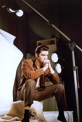 Elvis 1957 (Railroad Jack) Tags: