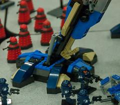 Olympus Defense Mecha (SEdmison) Tags: lego olympus scifi mecha mech brickscascade brickscascade2014 olympusdefensemecha