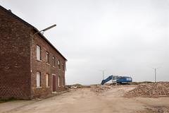 Pesch, Rheinland (kahape*) Tags: tagebau pesch garzweiler braunkohle immerath