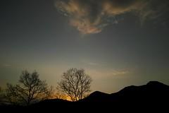 DP1M0831 (Keishi Etoh rough-and-ready photoglaph) Tags: sunset sigma aso kumamoto foveon  dp1  dp1m dp1merrill sigmadp1merrill