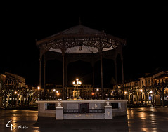 carrusel (gnlinares25) Tags: night carrousel canon eos 100d spain plazacervantes alcaladehenares