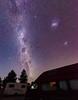 Milky Way over Lake Pukaki (Vince O'Sullivan) Tags: newzealand southisland lakepukaki milkyway stars largemegallaniccloud smallmegallaniccloud night