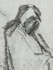 MILLET Jean-François,1864 - La Fuite en Egypte, Etude (drawings, dessin, disegno-Louvre RF11270) - Detail 09 (L'art au présent) Tags: drawing dessins dessin disegno personnage figure figures people personnes art painter peintre details détail détails detalles 19th 19e dessins19e 19thcenturydrawing 19thcentury detailsofdrawings detailsofdrawing croquis étude study sketch sketches jeanfrançoismillet millet jeanfrançois fuiteenegypte fuite egypte flighttoegypt flight egypt louvre paris france museum bible portrait personne homme man men