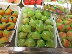 Sunday Colours - Sweets from Erice (Pushapoze (nmp)) Tags: italia italy sicilia erice sweets fruttamartorana marzipan massepain
