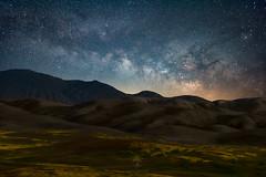Stardust Hills (rootswalker) Tags: milkyway california centralcalifornia rollinghiils spring distagont2821 carlzeis21mm nikond810 longexposure nightphotography