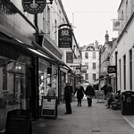 In the side-streets of Bath thumbnail