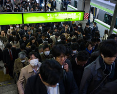 Tokyo50-27 (Diacritical) Tags: japan japann shinagawa tokyo subway march302017 leicacameraag leicamtyp240 summiluxm11435asph f20 ¹⁄₁₂₅sec centerweightedaverage street