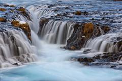Bruarafoss detail (Nicola Demegni) Tags: 2017 islanda iceland waterfalls landscape landscapephotography nikonphotography nikonitalia nicolademegni bruarfoss naturephotography