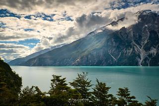 Gloria matinal - PN. Laguna San Rafael (Patagonia - Chile)