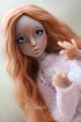 IMG_5708 (Cleo6666) Tags: lana lillycat cerisedolls marron glacé bjd doll chibbi