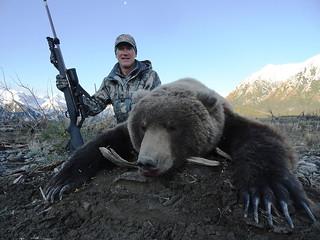 Alaska Dall Sheep Hunt & Moose Hunt 19