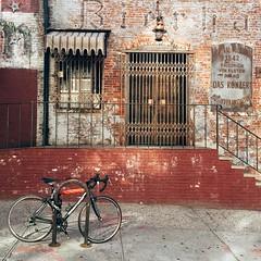 Williamsburg bike (ninasclicks) Tags: bicycle bike williamsburg newyork street travel
